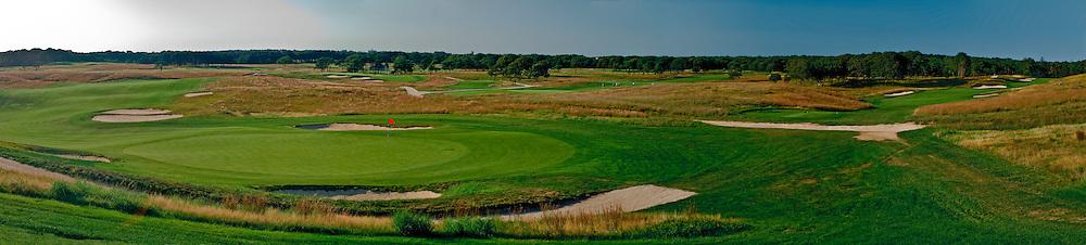 New York, Long Island, Southampton, Shinnecock Hills Golf Club