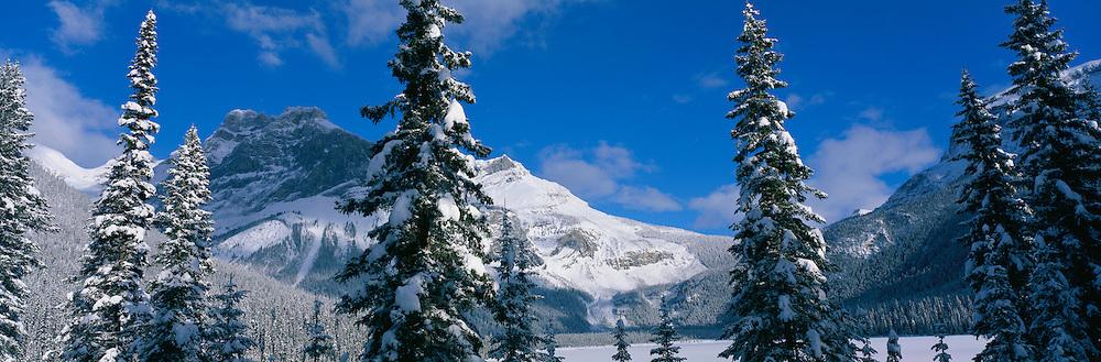 Emerald Lake, Yoho National Park, British Columbia, Canada<br />