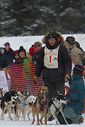 Gunflint Mail Run, the predecessor of the John Beargrease Sled Dog Marathon. The Beargrease was cancled due to lack of snow so the Mail run was brought back this year starting near Grand Marais MN.