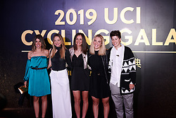 Valcar Cylance at UCI Cycling Gala 2019 in Guilin, China on October 22, 2019. Photo by Sean Robinson/velofocus.com