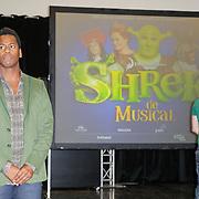 NLD/Amsterdam/20120919- Perspresentatie musical Shrek, Rogier Komproe