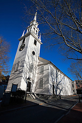 Trinity Church, Newport, Rhode Island, United States of America