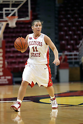 13 January 2007: Cat Graham. The Missouri State Bears lost to the Redbirds of Illinois State University at Redbird Arena in Normal Illinois by a score of 76-47.<br />