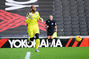 Reading keeper Ali AL-Habsi during the Sky Bet Championship match between Milton Keynes Dons and Reading at stadium:mk, Milton Keynes, England on 16 January 2016. Photo by Dennis Goodwin.