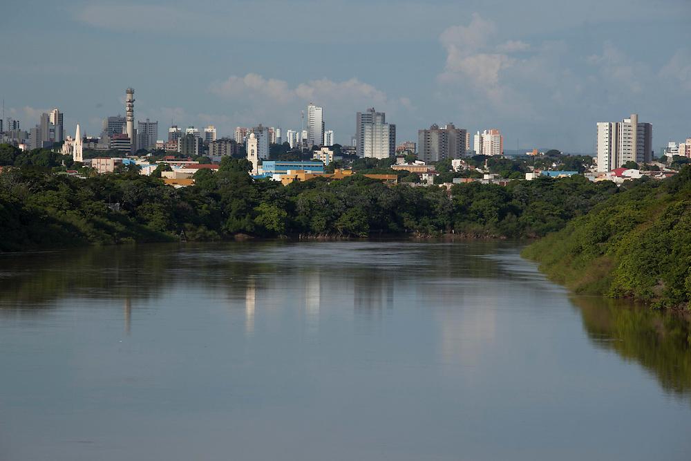 Cuiaba_MT, Brasil.<br /> <br /> Rio Cuiaba em Cuiaba, Mato Grosso.<br /> <br /> Cuiaba river in Cuiaba, Mato Grosso.<br /> <br /> Foto: LEO DRUMMOND / NITRO