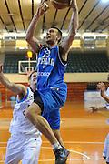 ATENE 19 GIUGNO 2012<br /> GRECIA B - NAZIONALE SPERIMENTALE<br /> NELLA FOTO GIANCARLO FERRERO<br /> FOTO CIAMILLO