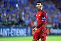 Cristiano Ronaldo Portugal <br /> Saint-Etienne 14-06-2016 Stadium Geoffroy-Guichard Football Euro2016 Portugal-Iceland / Portogallo-Islanda Group Stage Group F<br /> Foto Massimo Insabato / Insidefoto