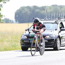 21-06-2017: Wielrennen: NK Tijdrijden: Montferland  <br />s-Heerenberg (NED) wielrennen  <br />Maud Rijnbeek pakt goud op de tijdrit