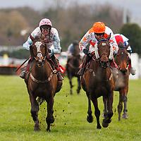 Tweedledrum and Benjamin Poste winning the 1.30 race