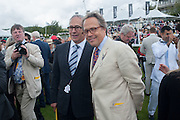 JON ZAMMETT; THE EARL OF MARCH, Ladies Day, Glorious Goodwood. Goodwood. August 2, 2012