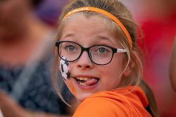 01-06-2019 NED: Netherlands - Australia, Eindhoven<br /> <br /> Friendly match in Philips stadion Eindhoven. Netherlands win 3-0 / Oranje Dutch support