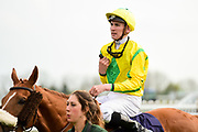 """Man Of The Sea ridden by Hector Crouch and trained by Neil Mulholland in the """"Around The Paddock"""" At Valuerater.Co.Uk Handicap race.  - Mandatory by-line: Ryan Hiscott/JMP - 01/05/2019 - HORSE RACING - Bath Racecourse - Bath, England - Wednesday 1 May 2019 Race Meeting"""