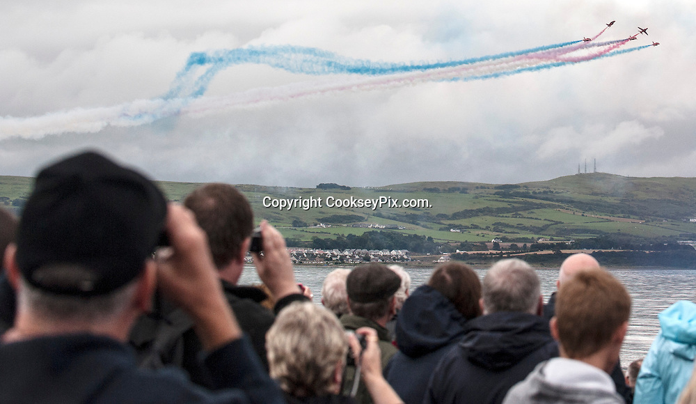 Picture by Christian Cooksey/CookseyPix.com on behalf of South Ayrshire Council.<br /> <br /> The Scottish Airshow, Low Green, Ayr, South Ayrshire.<br /> <br /> <br /> All rights reserved. For full terms and conditions see www.cookseypix.com