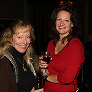 Ruth Armstrong and Caroline Foster at the 2007 Royal Agricultural Winter Fair in Toronto, Ontario.
