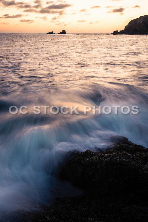Crescent Bay Coastline of Laguna Beach