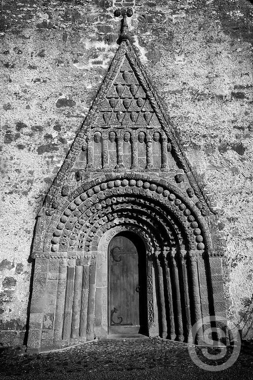Photographer: Chris Hill, Clonfert Abbey, County Galway