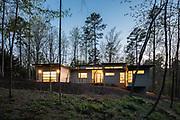 The Professor's House | Chapel Hill, North Carolina | Architect: Arielle Conderet Schecter