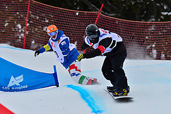 World Cup SBX at the 2016 IPC Snowboard Europa Cup Finals and World Cup