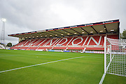 during the EFL Sky Bet League 1 match between Swindon Town and Northampton Town at the County Ground, Swindon, England on 27 September 2016. Photo by Adam Rivers.