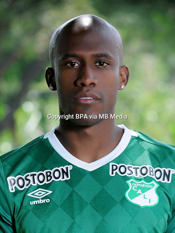 Colombia League - Liga Aguila 2015-2016 - <br /> Asociacion Deportivo Cali - Colombia / <br /> Felipe Banguero Millan