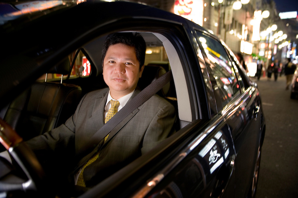 "General Motors in Japan, Sales manager Antonio Zara  has what has to be ""the  toughest job in japan""  sales of GM cars in Japan  have  declined in recent years with only about 6000 units being sold last year. compared to more than 25,000 for  BMW alone..Zara is driving a  Cadillac STS through the streets of Tokyo...."