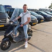 NLD/Amsterdaml/20180902 - Everon Jackson Hooi Lanceert boxerliijn  IAMTORO, Ferry Doedens