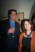 LUCINDA BREDIN, Launch of book by Nicholas Coleridge.- The Adventuress. Annabels. Berkeley Sq. London. 9 October 2012.