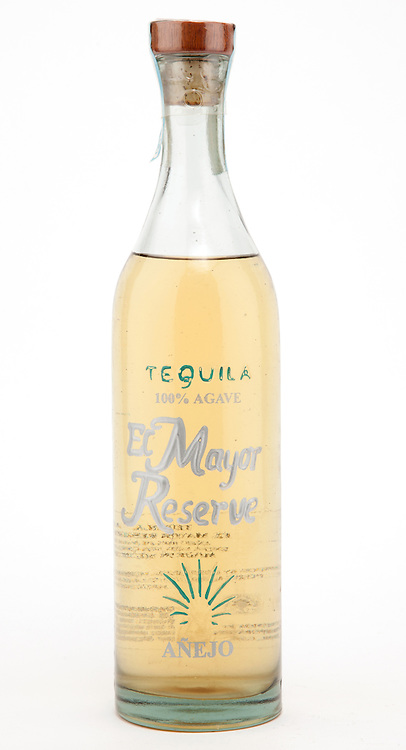 El Mayor Reserve Añejo -- Image originally appeared in the Tequila Matchmaker: http://tequilamatchmaker.com