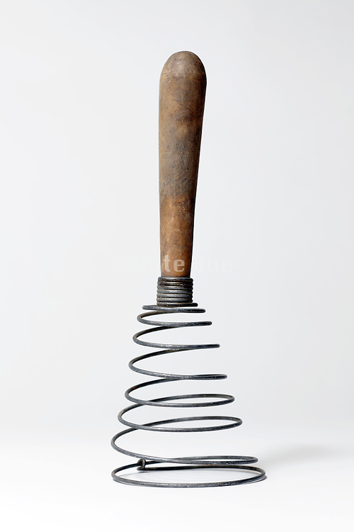 old vintage wire whisk