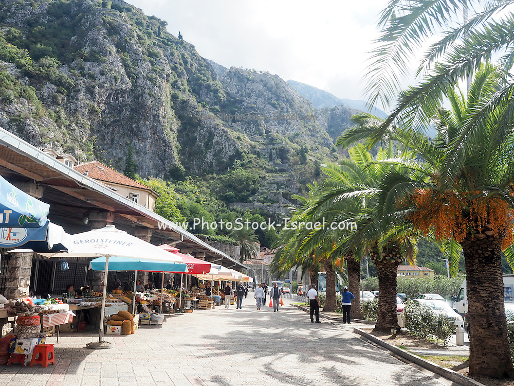 Kotor, Montenegro historic Town centre