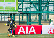 02AiA Olympia vs AiA Vets FC for  AIA Championship 2017 at Hong Kong Football Club on March 03, 2017 in Hong Kong. <br /> (Photo by Li Man Yuen via MozImages)