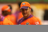IPL S4 - Kochi Tuskers and CSK Practice Session