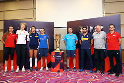 2019 VOLLEYBALL WOMEN'S EUROPEAN CHAMPIONSHIP<br /> MEDIA MEETING DAY<br /> ANKARA (TURKEY) SEPTEMBER 6TH, 2019