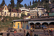 "The ""Toy Train"" to Darjeeling"