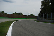 September 3-5, 2015 - Italian Grand Prix at Monza: Curva Grande