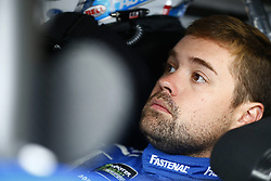March 10, 2018 - Avondale, Arizona, United States of America - March 10, 2018 - Avondale, Arizona, USA: Ricky Stenhouse, Jr (17) straps into his car to practice for the Ticket Guardian 500(k) at ISM Raceway in Avondale, Arizona. (Credit Image: © Chris Owens Asp Inc/ASP via ZUMA Wire)
