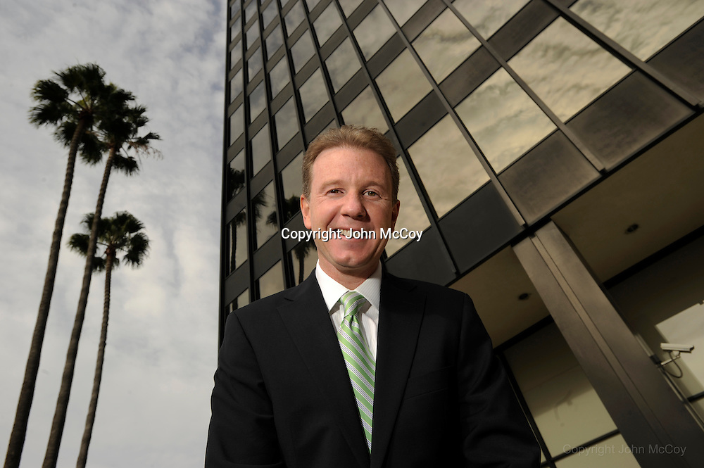 Bryan Krupin as seen at his office in Beverly Hills, CA 2/6/2012 photo by John McCoyt