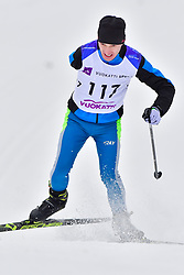 ALIMOV Nurlan, KAZ, LW6 at the 2018 ParaNordic World Cup Vuokatti in Finland
