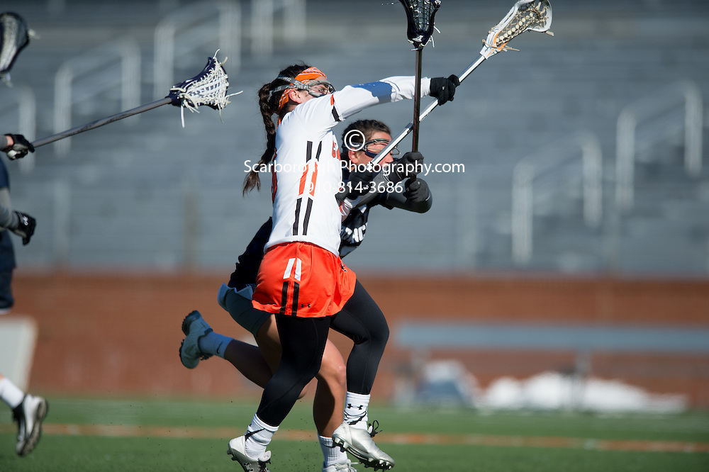 2015 Campbell University Lacrosse vs ODU