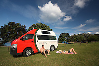 toursim photography mighty campervans winter & summer shoot by fleaphotos