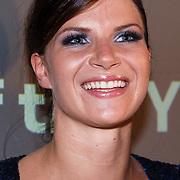 NLD/Amsterdam/20130411 - Bekendmaking Playmate of the Year 2012 NL, winnares Lotte Dancealot