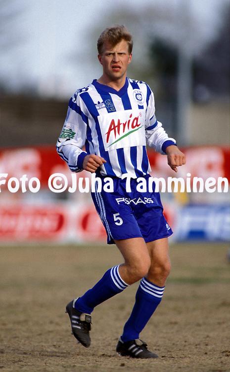 04.05.1994.Jari Europaeus - HJK.©JUHA TAMMINEN