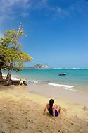 La Piscina, Arrecifes, Park Tayrona, Parque Nacional Tayrona, Department Magdalena, Colombia