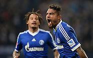 Fussball Bundesliga 2013/14: FC Schalke 04 - SV Werder Bremen