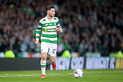 Celtic midfielder Patrick Roberts (#27) in action during the Scottish Cup final match between Aberdeen and Celtic at Hampden Park, Glasgow, United Kingdom on 27 November 2016. Photo by Craig Doyle.
