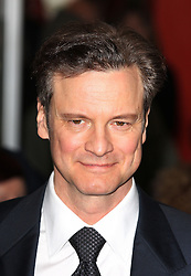 COLIN  FIRTH attends the UK Premiere of 'The Railway Man' at Odeon West End ,London, United Kingdom. Wednesday, 4th December 2013. Picture by i-Images
