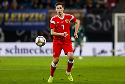 November 15, 2018 - Leipzig, Germany - Daler Kuzyaev of Russia in action during the international friendly match between Germany and Russia on November 15, 2018 at Red Bull Arena in Leipzig, Germany. (Credit Image: © Mike Kireev/NurPhoto via ZUMA Press)