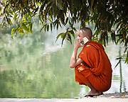 Monks and mobiles, change influences everyone