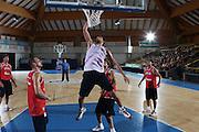 DESCRIZIONE : Bormio Raduno Collegiale Nazionale Maschile Allenamento<br /> GIOCATORE : Luca Garri<br /> SQUADRA : Nazionale Italia Uomini Italy <br /> EVENTO : Raduno Collegiale Nazionale Maschile <br /> GARA : Italia Italy  <br /> DATA : 07/07/2009 <br /> CATEGORIA : tiro schiacciata<br /> SPORT : Pallacanestro <br /> AUTORE : Agenzia Ciamillo-Castoria/G.Ciamillo