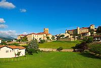 France. Ariege. St. Lizier. //  France. Ariege. St. Lizier.